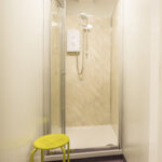 One of our electric showers